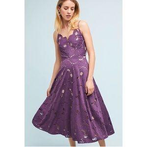 (Anthropologie) Moulinette Soeurs lace dress